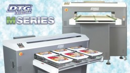 Visitors to stand E32 will also see a range of direct to garment printers from DTG Digital.