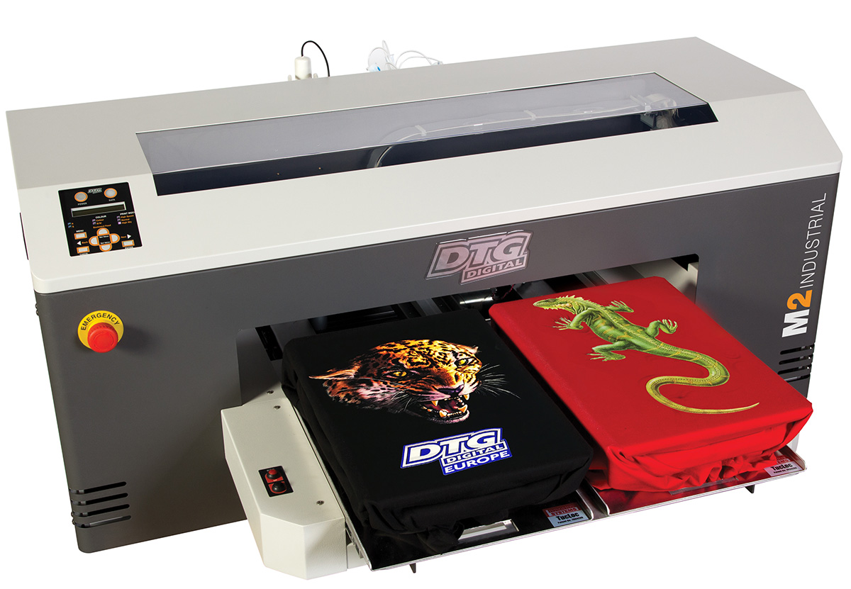 M2 Dtg Printer Direct To Garment T Shirt Printers And