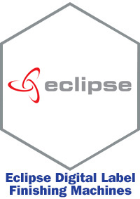 Eclipse Digital Label Finishing Machines