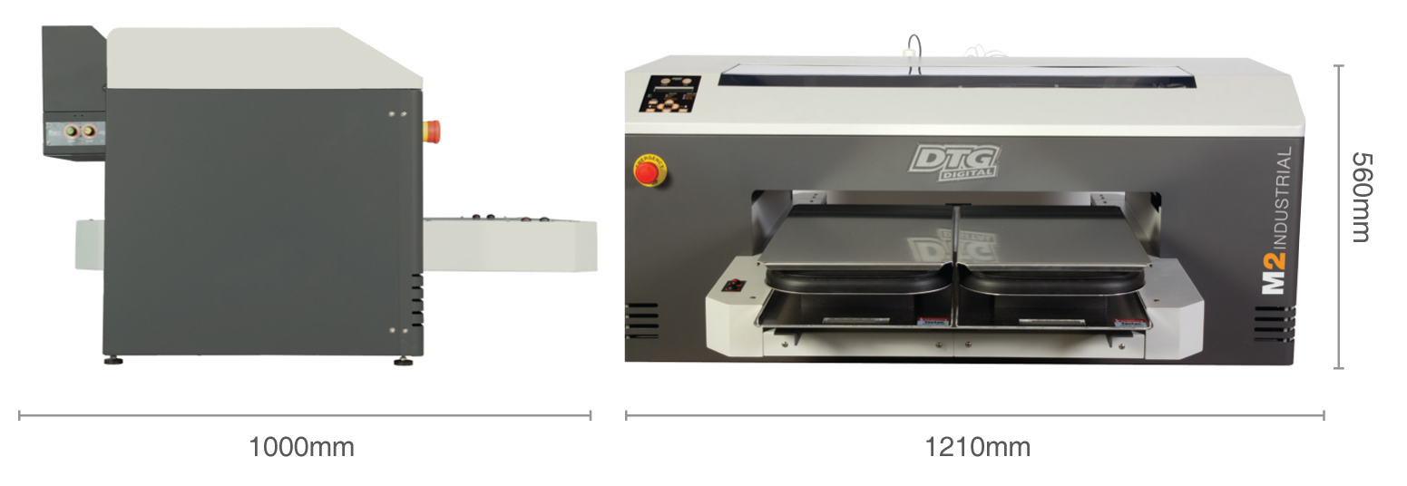 874e71647 M2 DTG printer - Direct to Garment T-shirt printers and printing ...